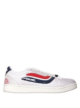 Spalding Zapatillas Mvp Ripsto (Blanco / Rojo / Azul)