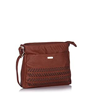 Brown Celebes Csb Cotton Sling Bag