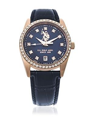 US Polo Association Reloj con movimiento cuarzo japonés Isfahan  36 mm