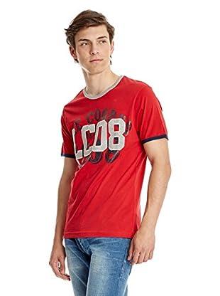 Lee Cooper Camiseta Manga Corta Frensham