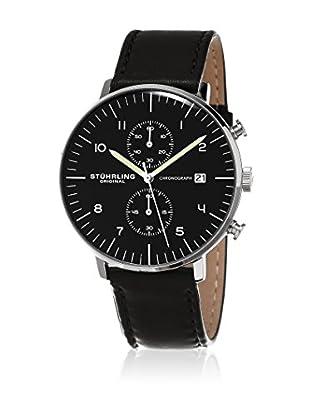 Stührling Original Uhr mit japanischem Quarzuhrwerk 803.02 Vitesse 803 42 mm