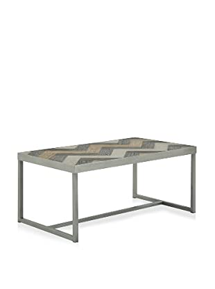 Shine by S.H.O. Marin Coffee Table (Old Elm/Antique Grey/Elm)