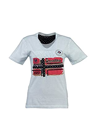 Geographical Norway T-Shirt Manica Corta Juliettes