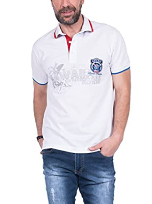 SIR RAYMOND TAILOR Polo Shirt Short Sleeve Square