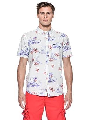 Rip Curl Camicia Oahu Ss Shirt (Multi)