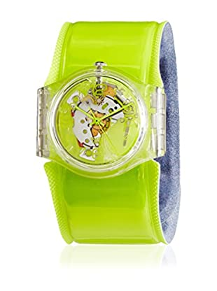 Swatch Reloj de cuarzo Yellow Spring GK348  34 mm