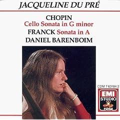 【クリックでお店のこの商品のページへ】Chopin/Franck: Cello Sonatas [CD, Import, from US]