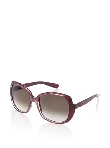 Bottega Veneta Women's BV156/S Sunglasses (Butterfly Mauve)