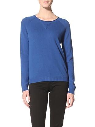 Kokun Women's Sweatshirt (Cerulean)