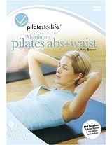 20-Minute Pilates Abs & Waist