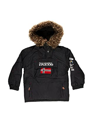 Geographical Norway Parka Building (Negro)