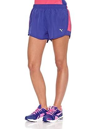 Puma Short Pe Running W (Azul)