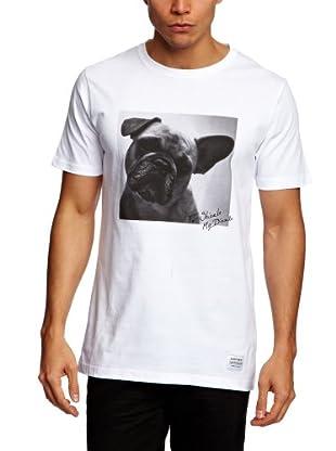 A QUESTION OF Camiseta Ilan (Blanco)