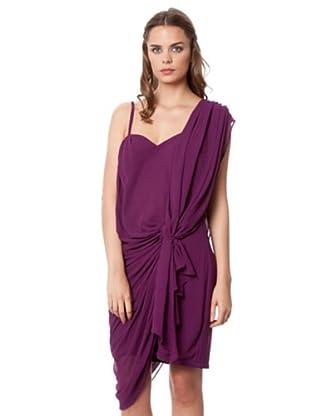 Rise Vestido London (púrpura)