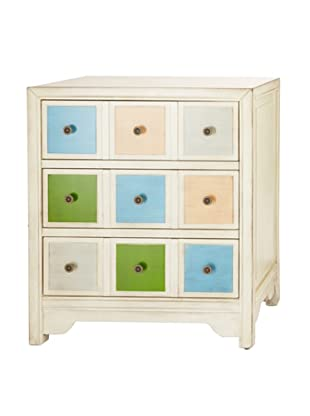 Coast to Coast Three Drawer Cabinet