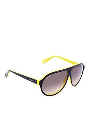 Gucci Kinder Sonnenbrille GG 5000/C/SED757 schwarz / gelb