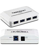 New - USB 3.0 4-Port Hub - TU3H4