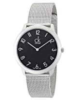 Calvin Klein Black Dial Men's Watch - K3M51151