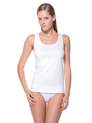 Cotonella Pack de 2 Camisetas Interiores SM (blanco)