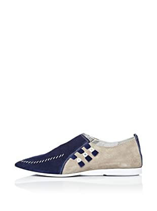 Cipo & Baxx Zapatos Bicolor Diego (Azul)