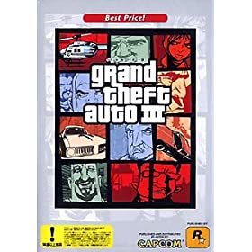 Best Price! Grand Theft Auto 3 ��{���