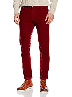 Hackett London Pantalón 5Pkt Moleskin Regular Length
