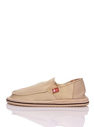 Wax Mocasines Playa Summer Line (Beige / Marrón)