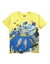 Batman Lemon Drop Half Sleeve Tee