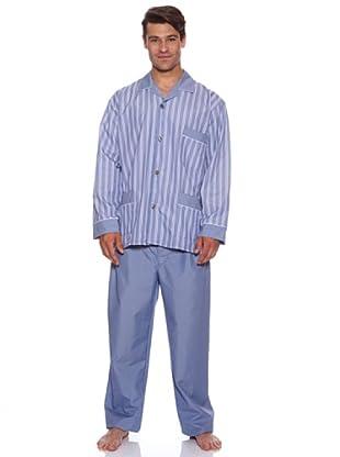Plajol Pijama Algodón Poliéster (Tejano)