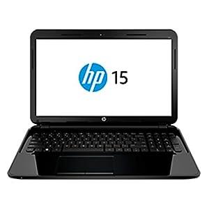 HP 15-r007TU 15.6-inch Laptop with Laptop Bag (Sparkling Black)