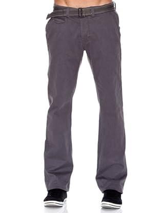 Springfield Pantalón Algodón Chino (gris)