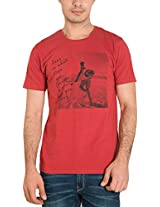 Locomotive Men's Cotton T-Shirt