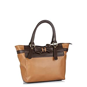 Brown Tote Handbag