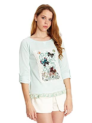 SideCar Camiseta Manga Larga Marisol