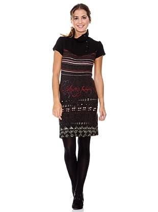 LAVAND Vestido Uniqa (Gris Oscuro)
