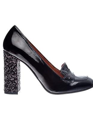 RAS Zapatos Sportpatent (negro)