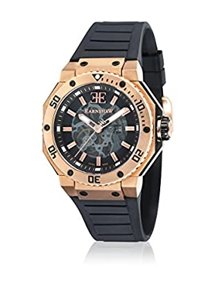 Thomas Earnshaw Uhr Invicible ES-0015-02 schwarz 47 mm