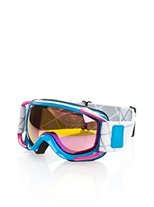 Uvex Máscara Gl5 Sioux (Azul Cielo / Rosa)