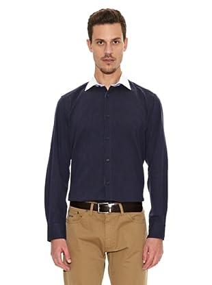 Tenkey Camicia Main (Blu)
