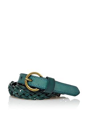 Sándalo Cinturón Nudos (Azul)