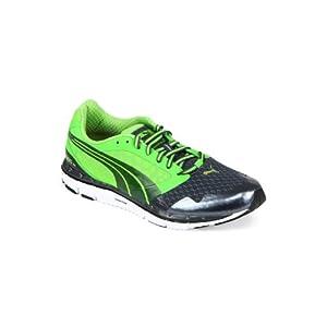 Puma Men Green Faas 500 V2 Running Shoes