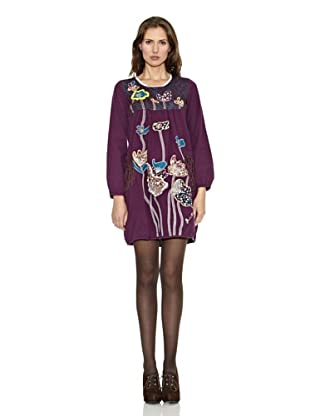 Isabel Morgado Vestido Álava (Púrpura)
