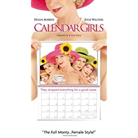 Calendar Girls [VHS] [Import]