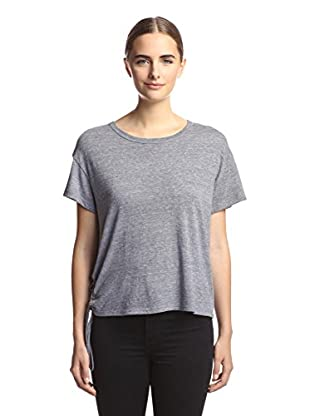 Nation Women's Side Lace-Up Tee