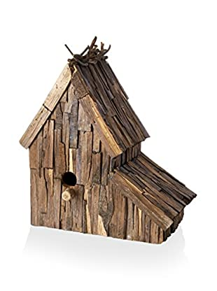 Go Home Driftwood Bird Mansion