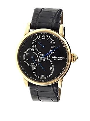 Heritor Automatic Uhr Thomson Herhr1106 schwarz 46  mm