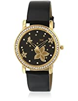 Killer Black Dial Watch for Women (KLW230M)