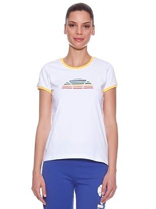 Ellesse Camiseta Graphic (Blanco)