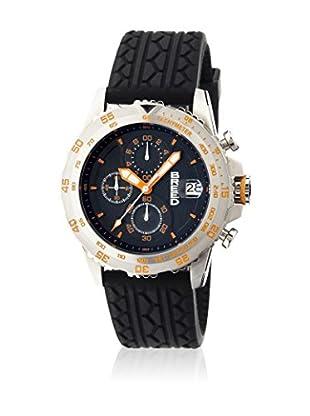 Breed Reloj con movimiento cuarzo japonés Brd6303 Negro 42  mm