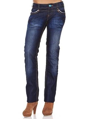 Desigual Jeans Motorhead (Navy)